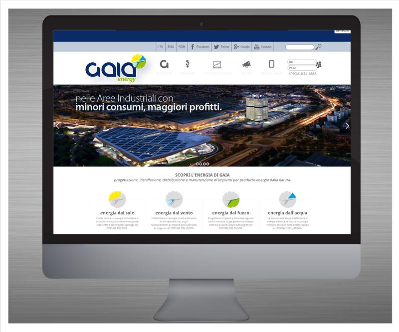 Gruppo Gaia Energy  - Portfolio