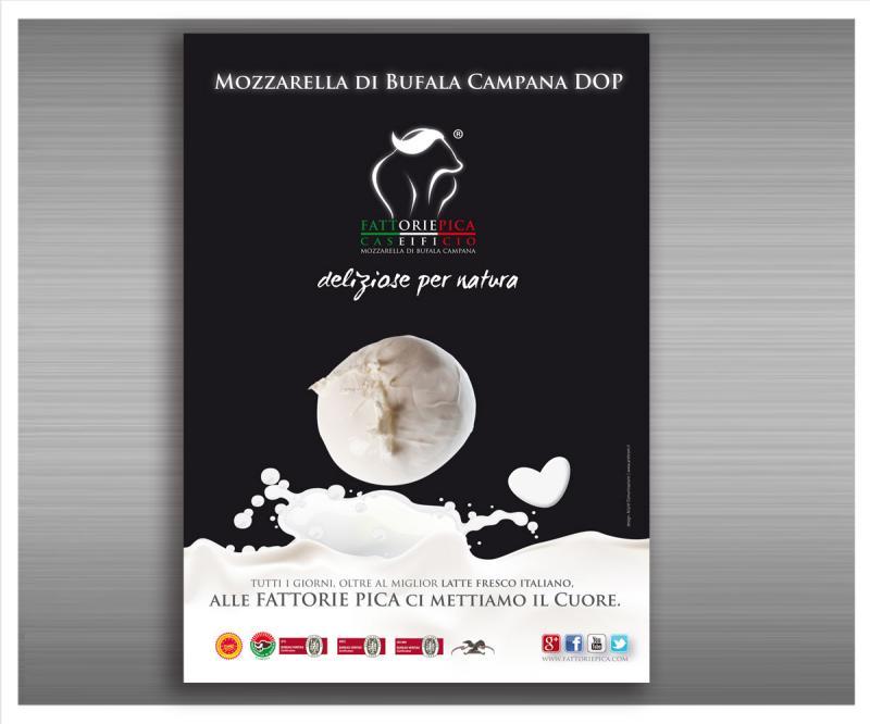 Fattorie Pica - Mozzarella di Bufala